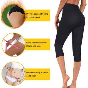 3a1809c63e Pants - Junlan Women Neoprene Workout Pants. Medium
